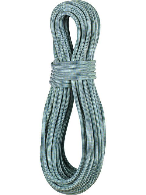 Edelrid Topaz Pro Dry - Corde d'escalade - 9,2mm 60m Bleu pétrole